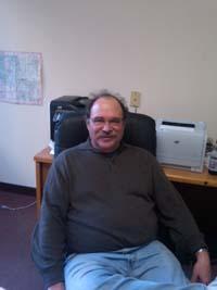 Executive Director, Paul Heimer